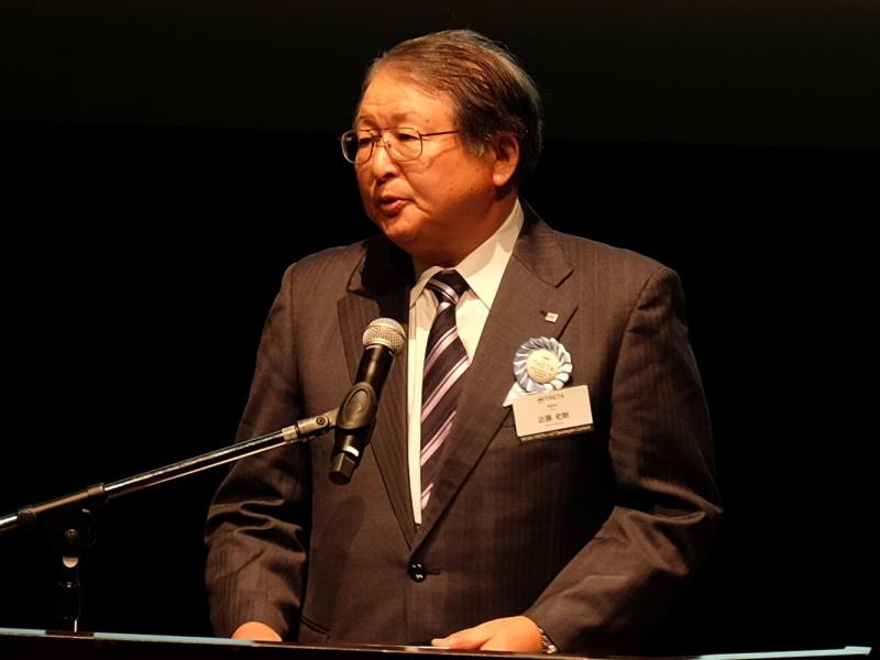 リコー代表取締役会長の近藤史朗氏