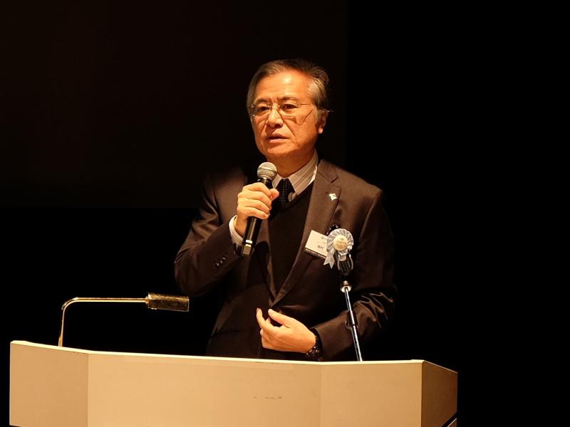 東京大学大学院 情報学環教授 坂村健氏