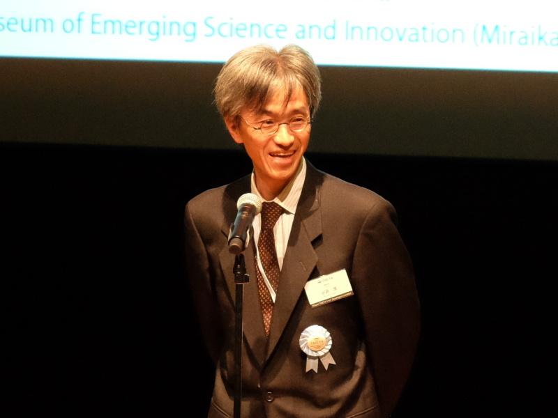 日本科学未来館 科学コミュニケーション専門主任 小沢淳氏