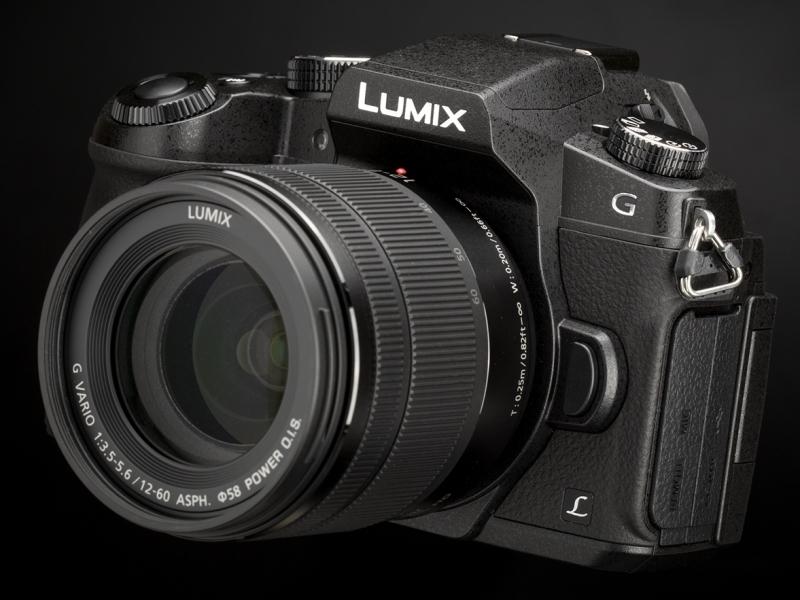 装着レンズは、LUMIX G VARIO 12-60mm / F3.5-5.6 ASPH. / POWER O.I.S.