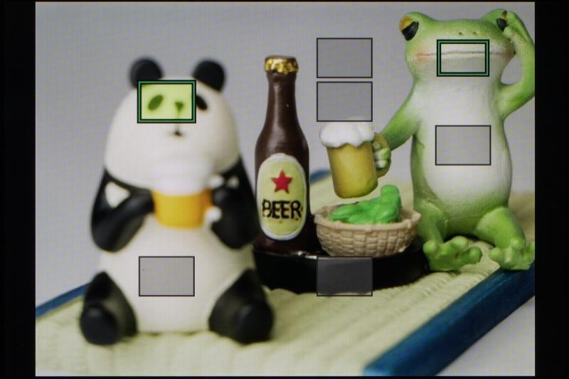 次いでカエルの顔でもう一度「Fn2」ボタンを押すと――
