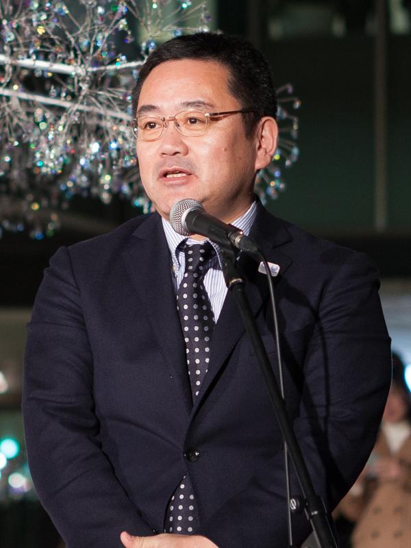 齊藤朝秀さん