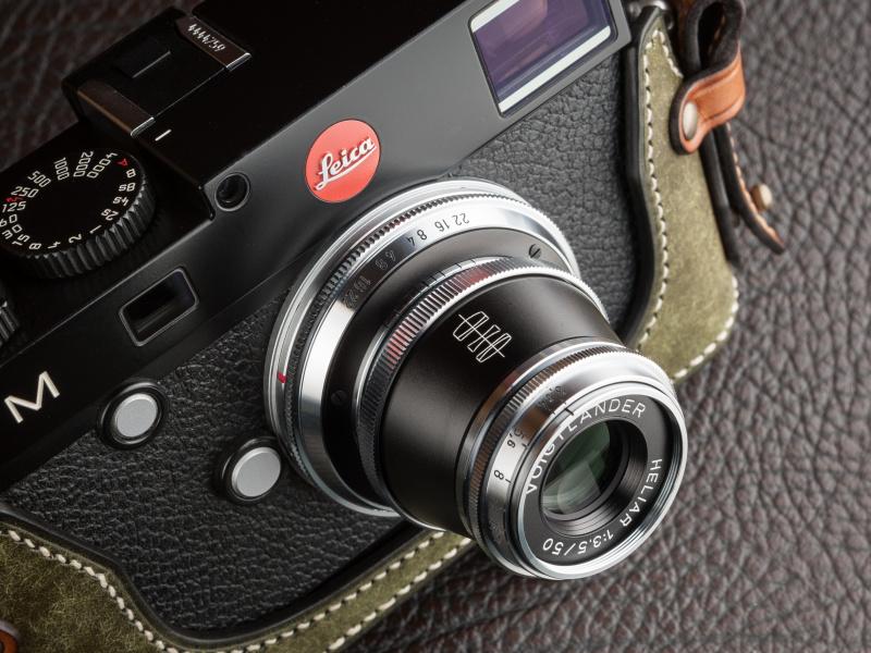 ヘリアービンテージライン50mm F3.5は税別希望小売価格6万5,000円だ。