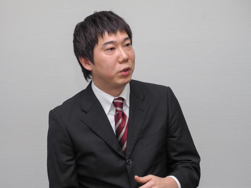 オリンパス株式会社 映像開発本部 映像商品開発2部 鎌田竜二氏