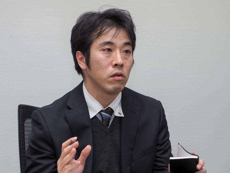 オリンパス株式会社 画像システム開発本部 画像システム開発2部 味戸剛幸氏