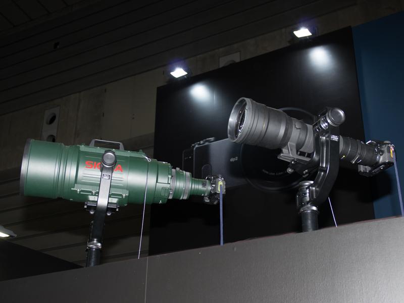 おなじみの超望遠レンズ試用コーナー