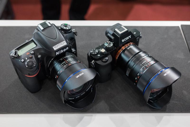 LAOWA 12mm F2.8は収差の少ない描写に加え、鏡胴の作りの良さも強調しておきたい。