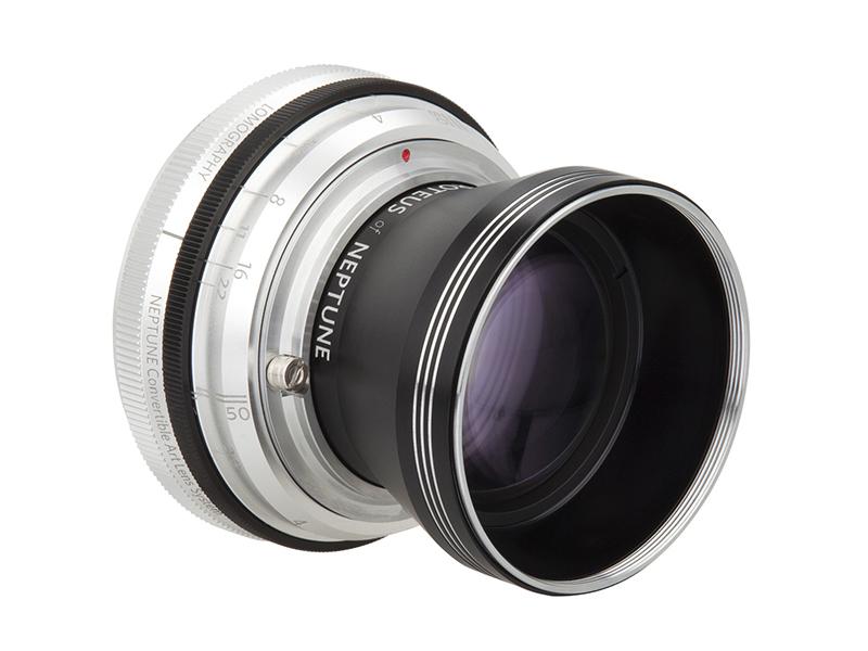 Proteus(プロテウス):f/4.0 / 80mm