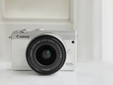 Canon EOS M100(実写編)