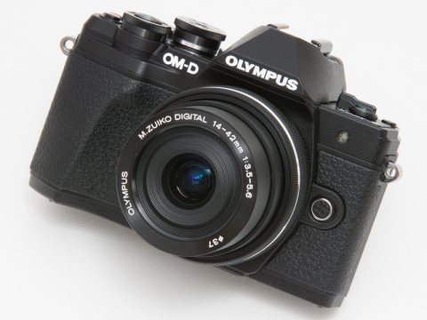 OLYMPUS OM-D E-M10 Mark III(実写編)