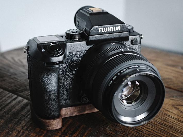 JBカメラデザイン FUJIFILM GFX 50S専用カメラベース