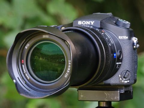 動物写真家から見た「SONY RX10 IV」の魅力