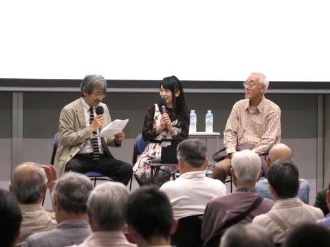 タムロン主催「鉄道写真トークショー 広田尚敬×矢野直美×板見浩史」が開催