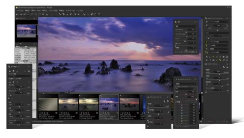 SILKYPIX Developer Studioが「EOS M100」「X-E3」などに対応