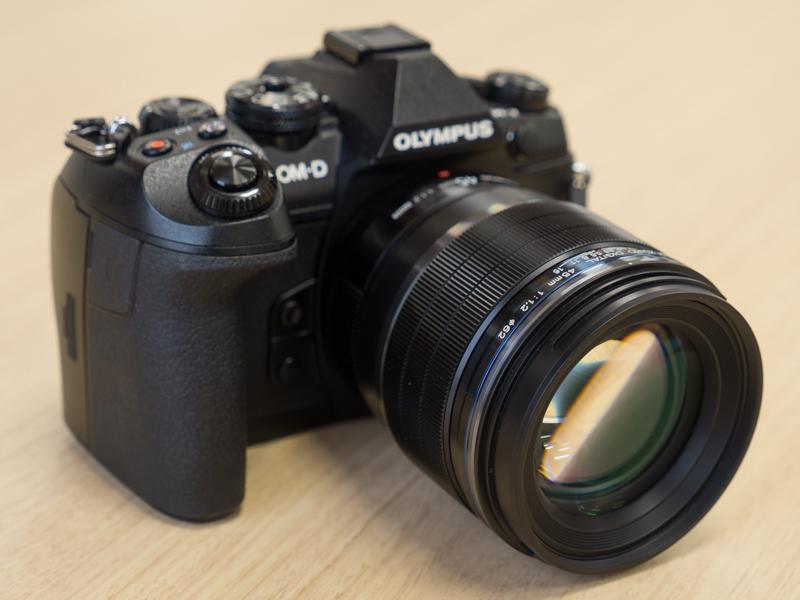 カメラはOLYMPUS OM-D E-M1 Mark II(以下同)。