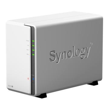 Synology、2ベイNAS新モデル「DS218j」など発売 DS218j