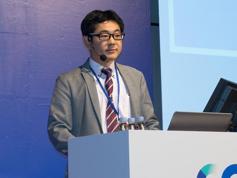 株式会社フィールドレイク営業企画部の小川将司さん。