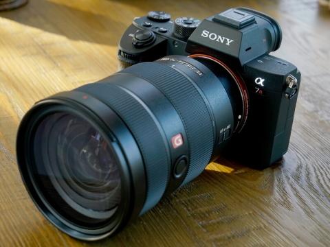 ポートレート写真家の萩原和幸さんが「α7R III」を体験