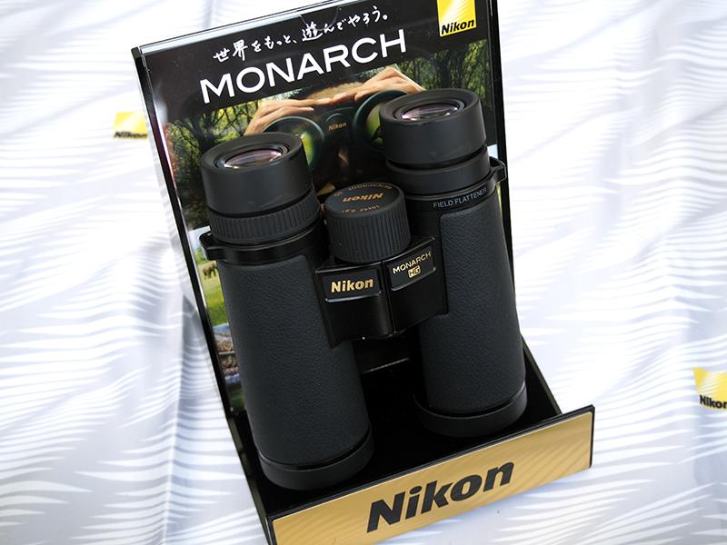 MONARCHの最上位モデルとして展開している「MONARCH HG」。