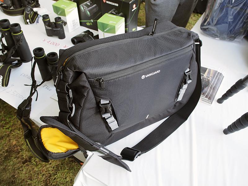 VEO2を購入すると、その場でGETできたカメラバッグ「VEO DISCOVER 38」。