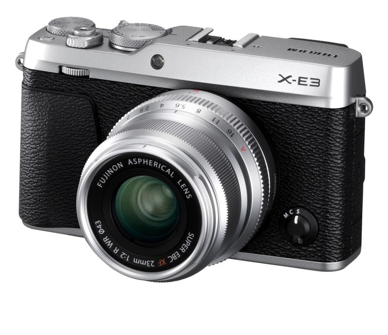 X-E3/XF23mmF2 R WRキット(シルバー)