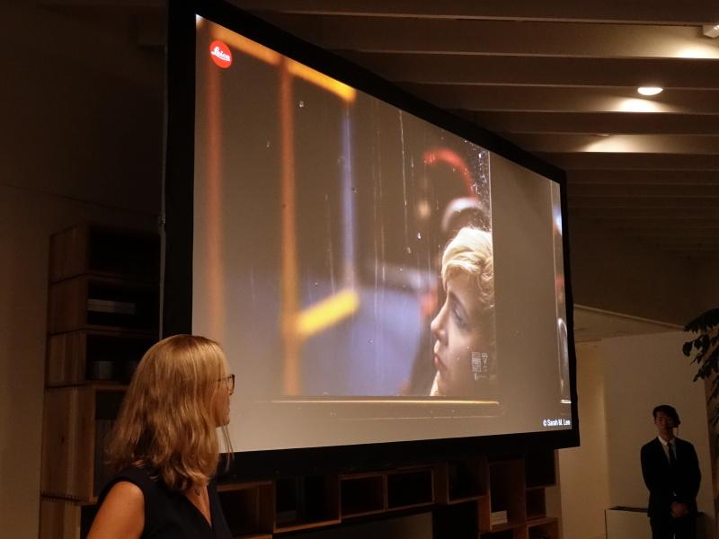ライカアンバサダーが撮影した作品を示した。