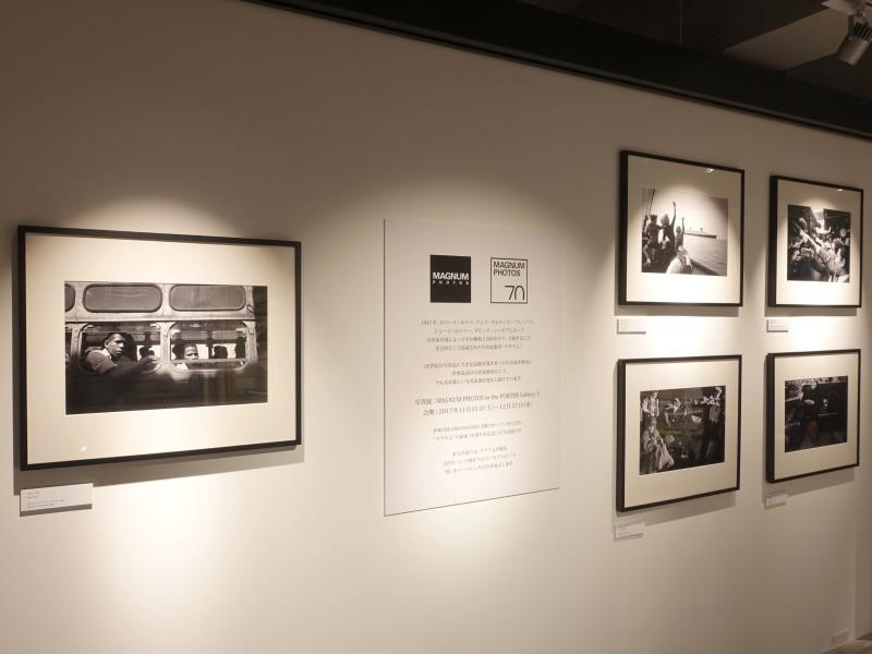 ルネ・ブリをはじめとするマグナムの写真家の作品から、吉田カバンのコンセプトのひとつである「旅」をテーマにセレクト。
