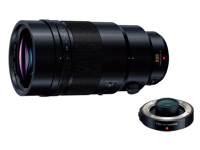 パナソニック「LEICA DG ELMARIT 200mm / F2.8 / POWER O.I.S.」