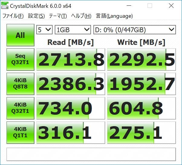 インテル Optane SSD 900P
