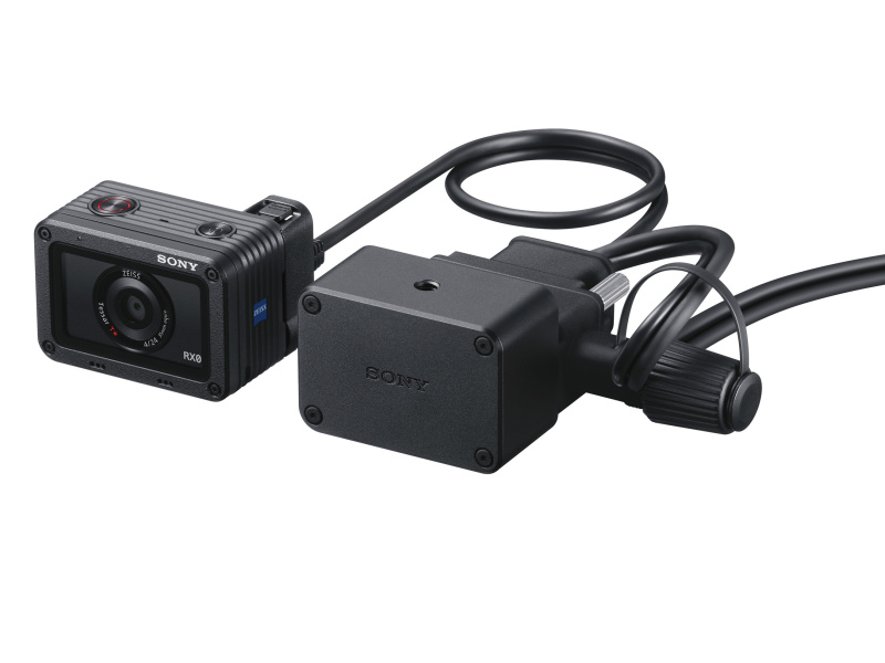 カメラコントロールボックスCCB-WD1の利用イメージ
