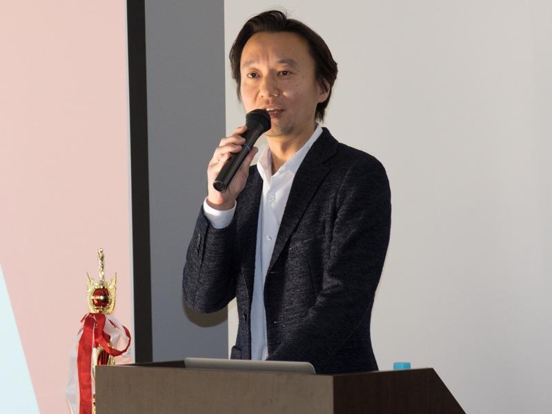 ピクスタ株式会社 代表取締役社長の古俣大介さん