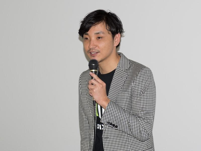 PIXTA コミュニティマネージャーの鈴木慎悟さん
