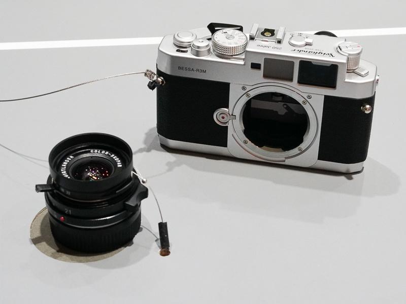 レンジファインダーカメラは、特にレンズとカメラのフィッティングを大事にしたい。
