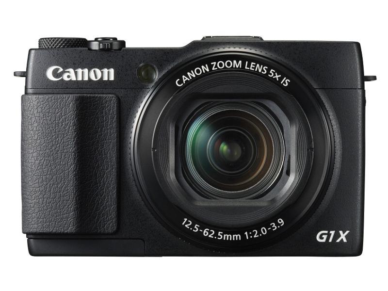 参考:PowerShot G1 X Mark II(2014年3月発売)