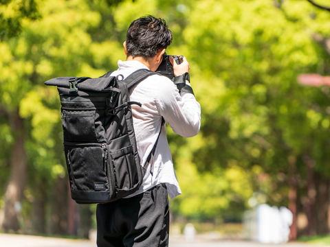 ビーハーフ Endurance カメラバッグ HG