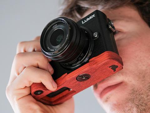J.B.Camera Designs Panasonic Lumix GX7 MarkIII専用グリップ付きカメラベース