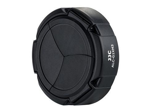 JJC Canon PowerShot G1X MarkIII専用オートレンズキャップ