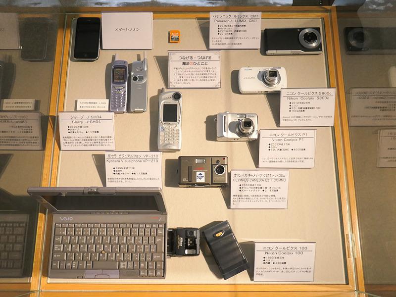 通信とデジタル写真の進化。