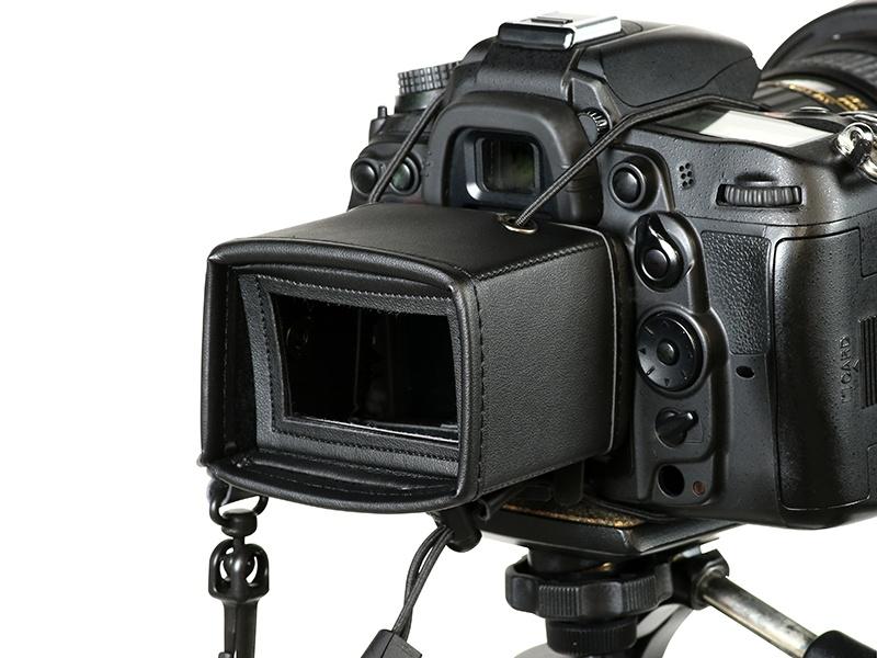 COMODO 液晶フード 一眼レフカメラ用 CMD-MH-01SLR