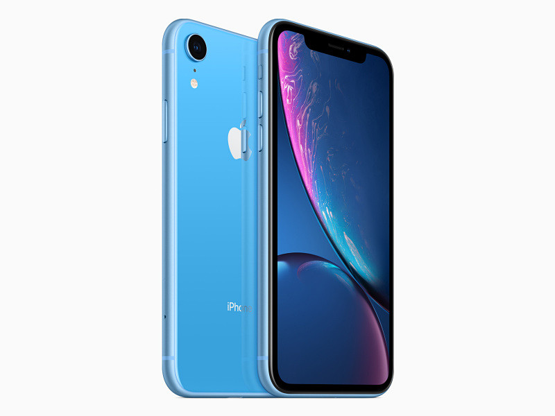 iPhone XR(ブルー)