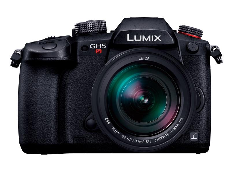 <center>LUMIX GH5S</center>