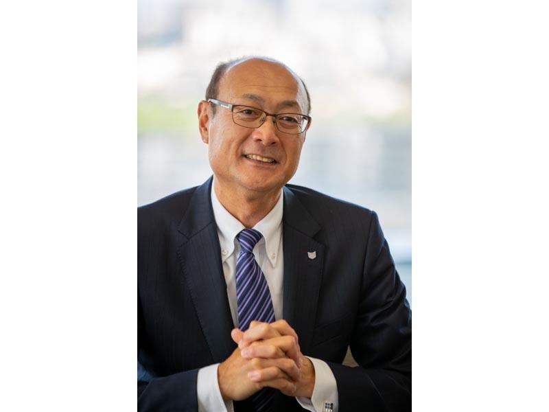 キヤノン株式会社 執行役員 イメージコミュニケーション事業本部長 戸倉剛氏