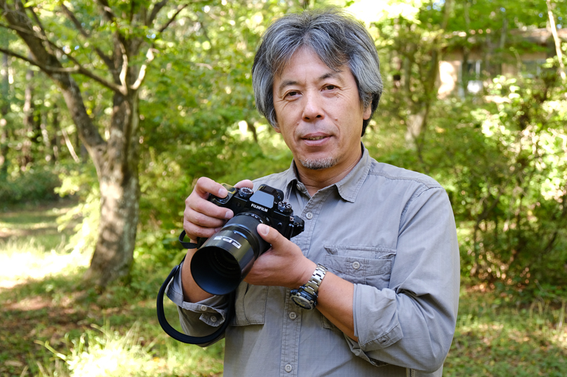 辰野清さん
