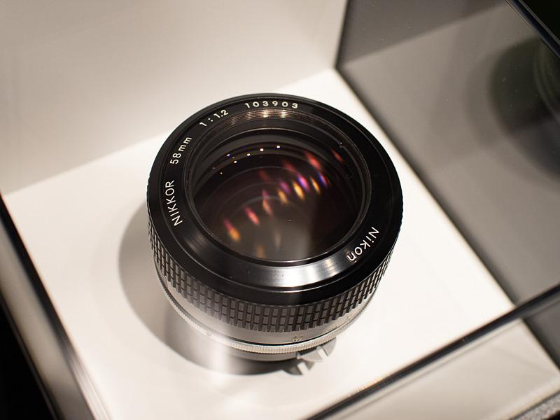 Nikkor 58mm f/1.2