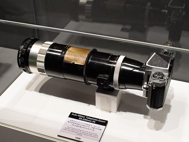 Auto Nikkor Telephoto-Zoom 85-250mm f/4