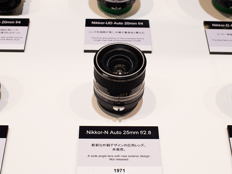 Nikkor-N Auto 25mm f/2.8
