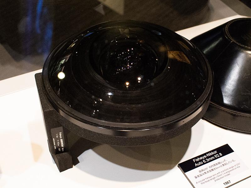 Fisheye-Nikkor Auto 6.3mm f/2.8