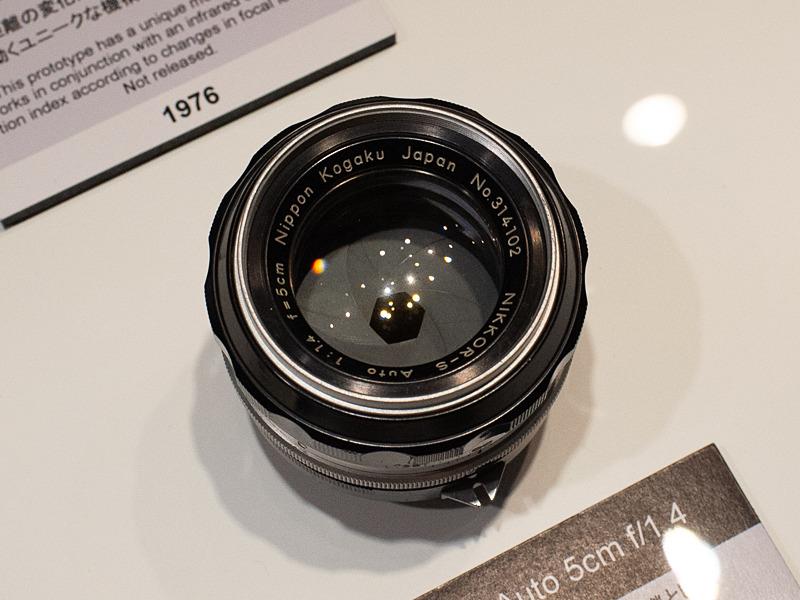 Nikkor-S Auto 5cm f/1.4