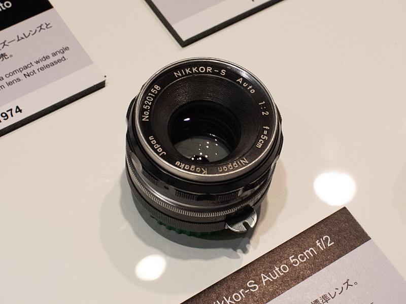 参考:Nikkor-S Auto 5cm f/2