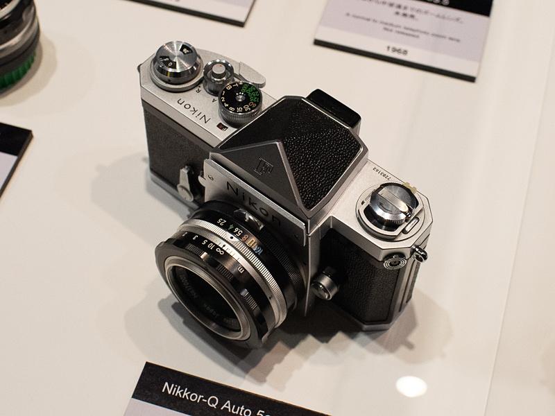 Nikkor-Q Auto 5cm f/2.5
